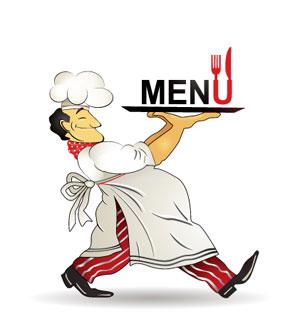 menu recomendado